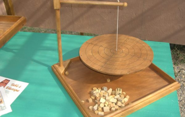 Jeux anciens, jeux d'estaminet, jeux en bois